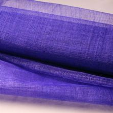 Ultra Purple Milliner's Sinamay